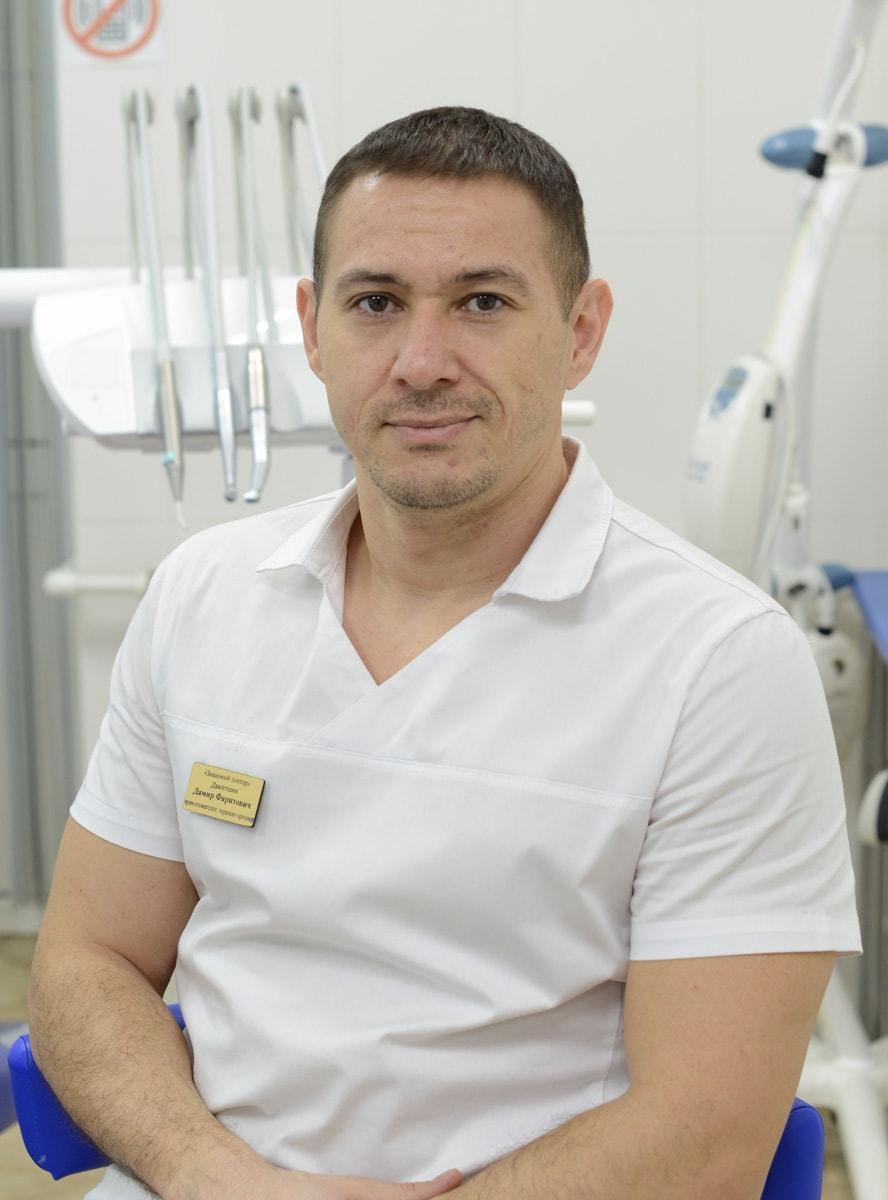 Давлетшин Дамир Фаритович