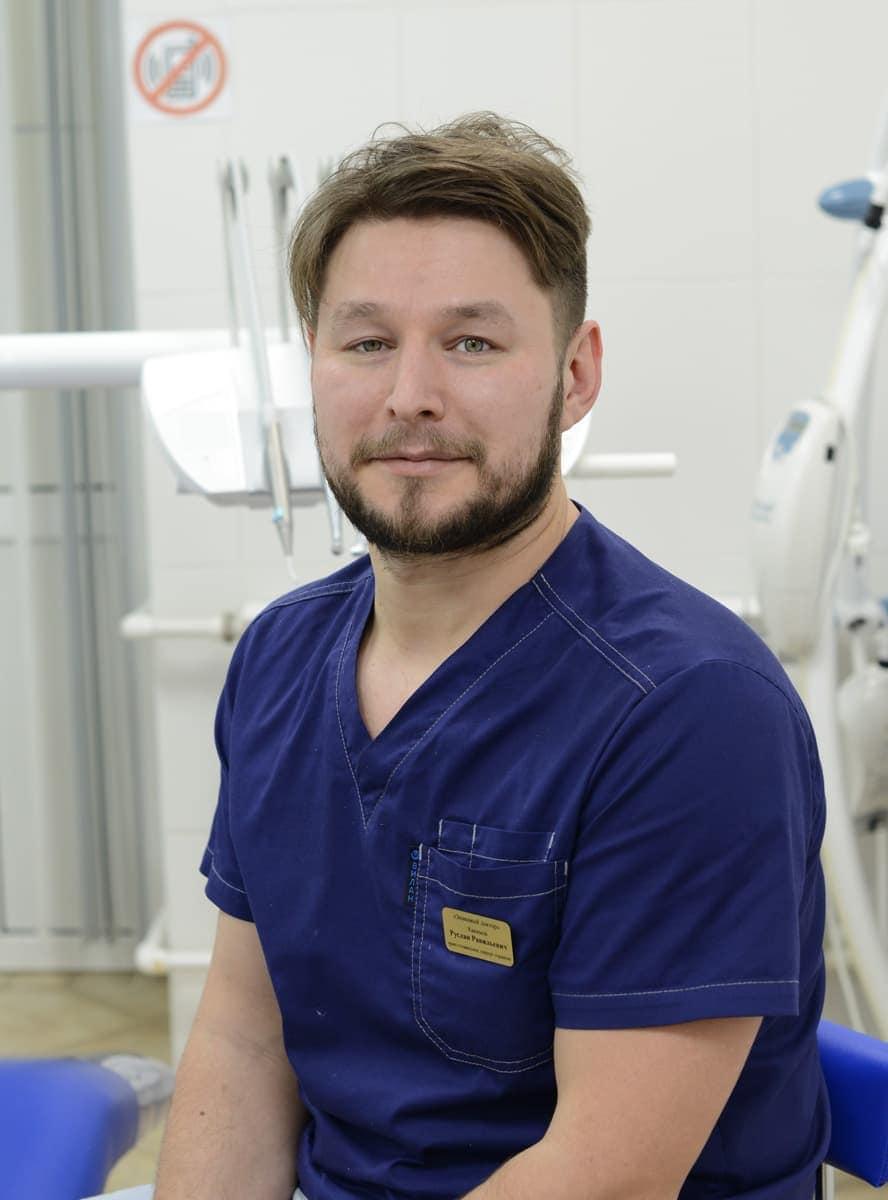 Хакимов Руслан Равильевич