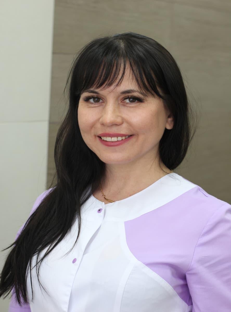 Хусаинова Гузель Зуфаровна