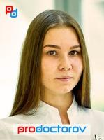 детский стоматолог Тайгильдина Елена Владимировна